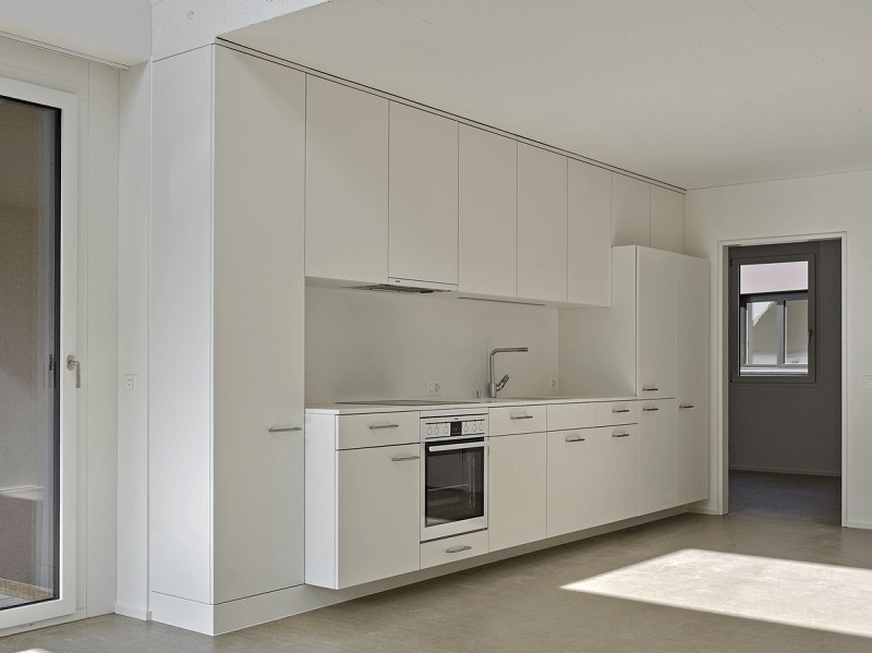 Einbauküche Mietwohnung Erlenbach