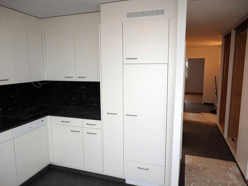 Einbauküche Mietwohnung Meilen
